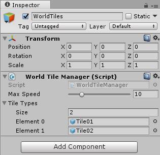 WorldTiles Inspector